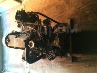 Двигатель ВАЗ 2108-099 по запчастям