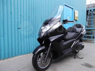 Honda Silver Wing. 400куб. см., исправен, птс, без пробега