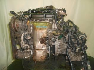Контрактный б/у двигатель + вкпп Nissan QR20-DE