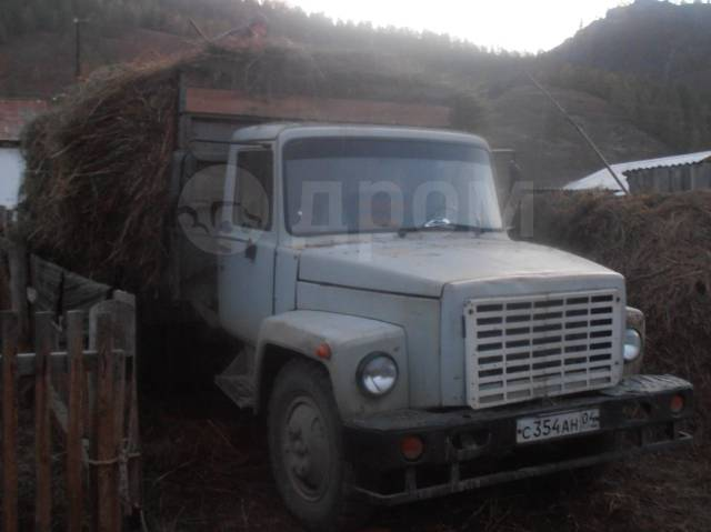 ГАЗ 3507. Продам газ 3507, 3 000куб. см., 3 000кг., 4x2