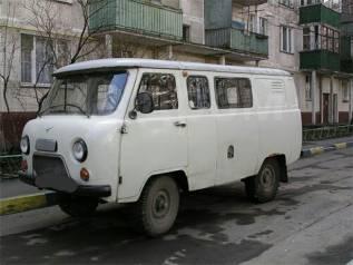 УАЗ 2206 (буханка) по запчастям