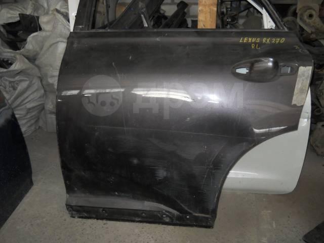 Дверь боковая. Lexus RX450h, AGL10, GGL10, GGL15, GGL16, GYL10, GYL10W, GYL15, GYL15W, GYL16, GYL16W Lexus RX350, AGL10, GGL10, GGL10W, GGL15, GGL15W...