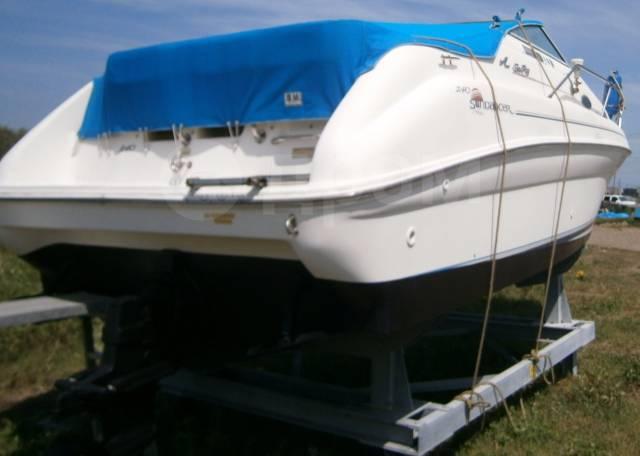 Searay. 1997 год, длина 7,16м., двигатель стационарный, 240,00л.с., бензин
