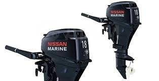 Nissan Marine. 2-тактный, бензиновый, нога S (381 мм), 2016 год. Под заказ