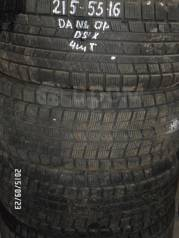 Dunlop DSX. всесезонные, б/у, износ 5%