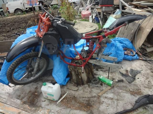 Suzuki RM 125. 125куб. см., исправен, без птс, с пробегом. Под заказ