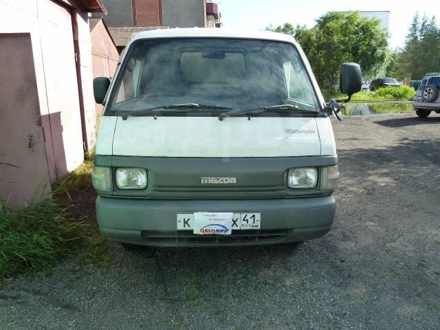 Продаётся грузовик Mazda Bongo 1998 г. в, 4 WD, мех., задний мост (LSD) - Mazda Bongo, 1998 ...