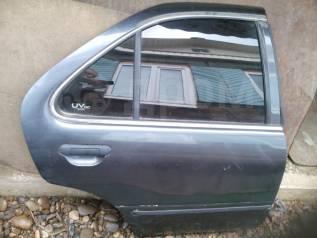 Продам дверь, правая задняя на Nissan Sanny,97г.