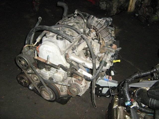 Двигатель в сборе. Honda: CR-X del Sol, HR-V, Civic, Civic Ferio, Domani, Partner D16A, D16W1, D16W5, D16A6, D16A7, D16A8, D16A9