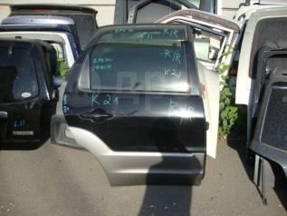 Дверь Mazda Tribute / Ford Escape правая задняя 00-06г в сборе б/у