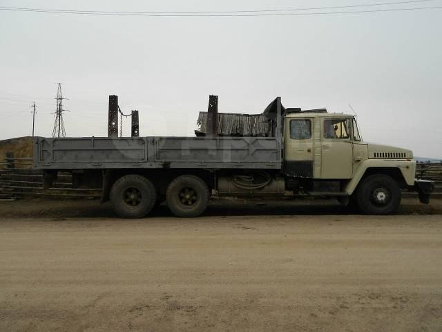 КрАЗ. Продам КРАЗ 650, 12 000куб. см., 12 000кг., 4x4