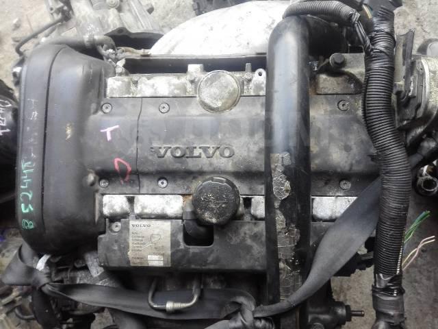 Двигатель Volvo 2 4T для V70XC, XC70, S60 B5244T - Автозапчасти в Москве