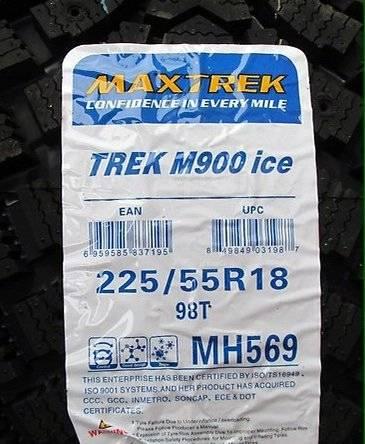 Maxtrek Trek M900 ice, 225/55R18