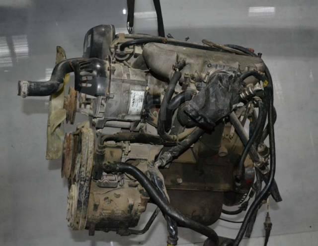 Двигатель в сборе. Volvo 960 Volvo 940 Volvo 740