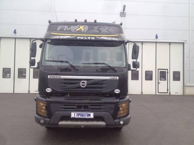 Volvo FMX. Продам тягач 6х4 2012 г. в., 13 000куб. см., 44 000кг., 6x4