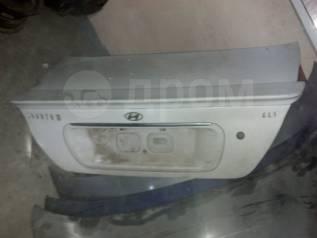 Крышка багажника. Hyundai Sonata, Y3 G4CM, G4CN, G4CP, G4CPD, G4CPDM, G4EP, G6AT