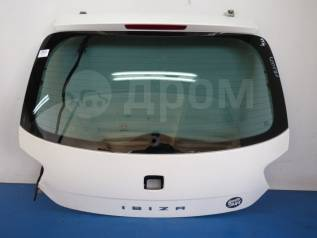 Крышка багажника. Seat Ibiza, 6J, 6J5, 6J8 BTS, BXW, BZG, CAVF, CBZB, CGGB, CGPA, CJLB, CNUB, CTHF, CTJB
