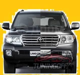 Рестайлинга Toyota LAND Cruiser 200