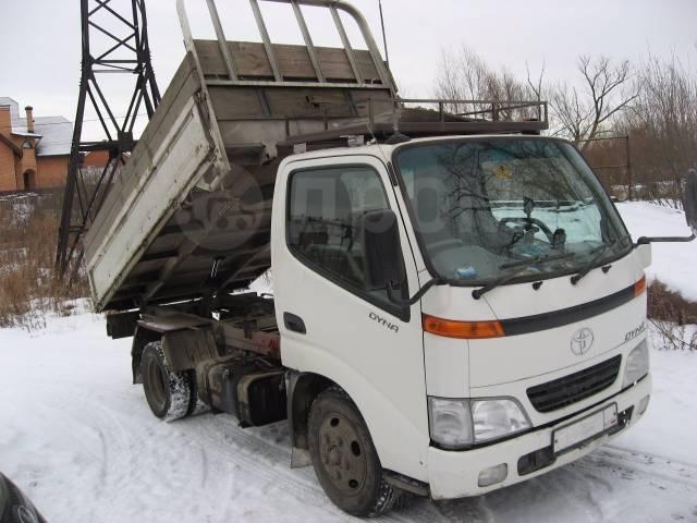 Toyota Dyna. Toyota dyna, 4 200куб. см., 2 000кг., 4x2