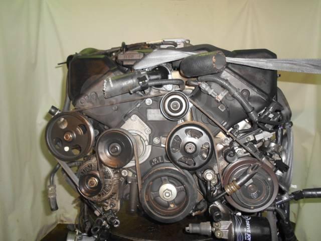 Двигатель в сборе. Toyota: Crown Majesta, Crown, Aristo, Celsior, Soarer ГАЗ ГАЗель ГАЗ 24 Волга 1UZFE
