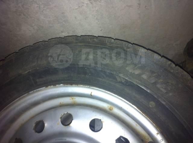 """Колесо зимнее Brigestone MZ-03 R15. x15"""""""