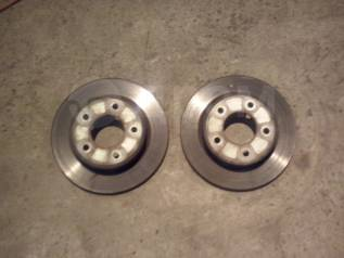 Диск тормозной задний Mazda3, Mazda Axela BK