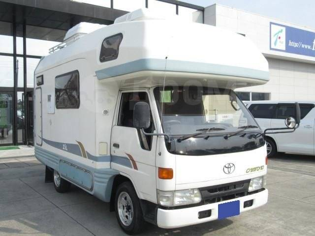 Toyota Dyna. Дом на колесах, 3 000куб. см. Под заказ
