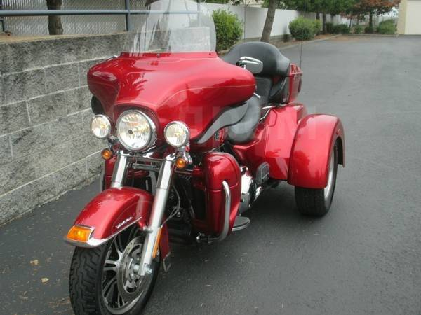 Harley-Davidson Touring Electra Glide Ultra Classic. 1 700куб. см., исправен, птс, без пробега. Под заказ