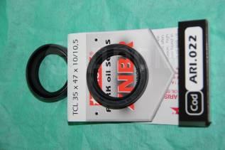 Ariete 022 Комплект сальников 2шт., 35Х47Х10/10,5
