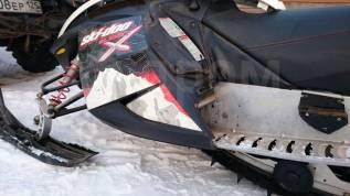 Снегоход Ski-Doo Summit X 800R в разбор по частям