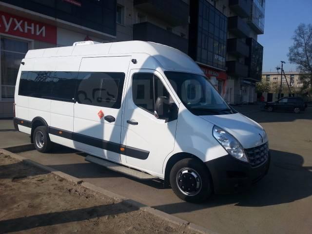 Renault Master. Продается автобус Рено-Мастер 18+1 2014 год или обмен с вашей доплатой, 18 мест