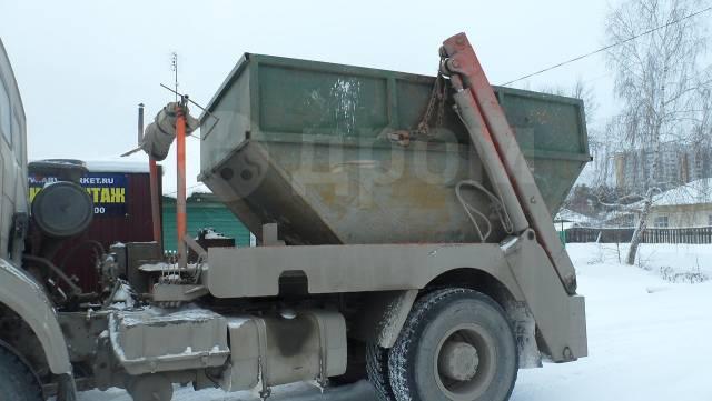 МАЗ 555102-220. Маз бункеровоз, 3 000куб. см.
