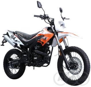 Мотоцикл XMOTO ZR200,Оф.дилер Мото-тех, 2016