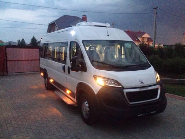 Peugeot Boxer Fourgon. Автобус Peugeot Boxer 2016, 16 мест
