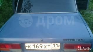 Продам крышка багажника ВАЗ Лада 2107