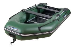 Лодка моторно-гребная Gladiator A 320 TK, Оф. дилер Мото-тех