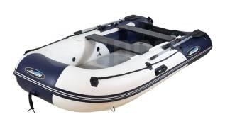 Лодка моторная с жестким полом Gladiator B300AD, Оф. дилер Мото-тех