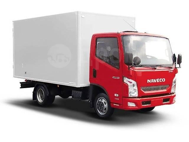 NAVECO C300. Naveco C300 промтоварный фургон 4,6 м, 5 тонн новый 2015 год, 2 798куб. см., 2 825кг., 4x2. Под заказ