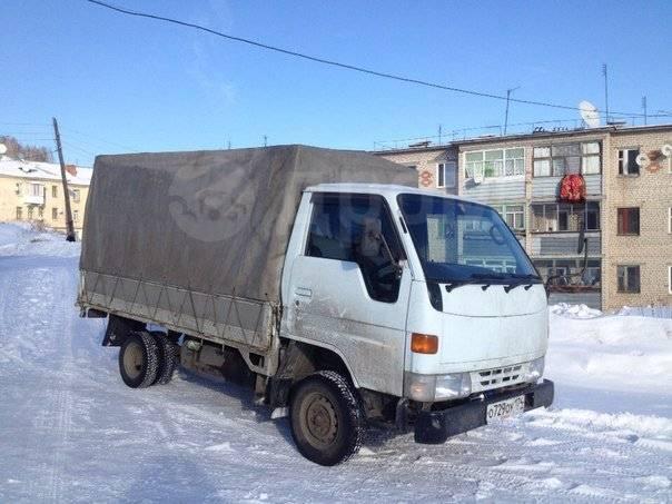Toyota Dyna. , 3 000куб. см., 1 500кг., 4x2