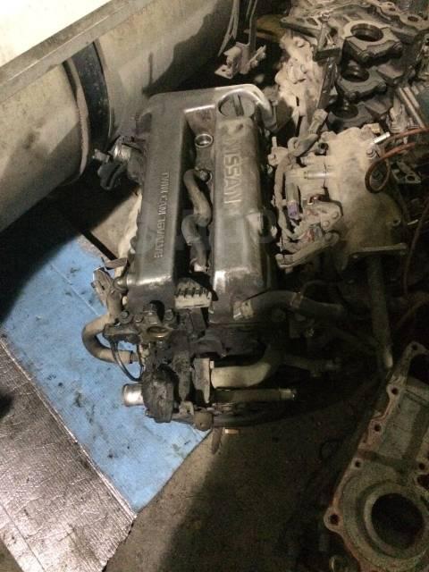 Продам двигатель SR20 DE Nissan по запчастям