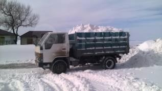Вывоз снега, бортовой грузовик, самосвал 4вд 6куб ,2,5 тонны