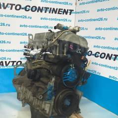 Двигатель в сборе. Mazda Familia, BJ5P ZL, ZLDE, ZLVE
