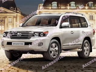 Фары Brownstone для Toyota Land Cruiser 200 2012-2015г. Рестайлинг