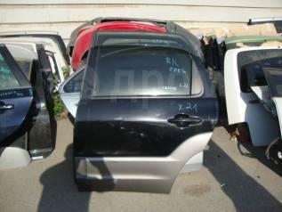 Дверь Mazda Tribute Ford Escape 00-06г левая задняя б/у без пробега п