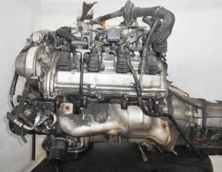 Двигатель Toyota 1UZ - 0694525 AT FR VVT-i коса+комп