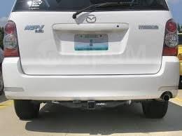 Фаркоп на Mazda MPV Мазда МПВ с установкой. Сертификат