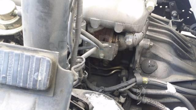 Механическая коробка передач Mitsubishi Canter FE63EEV МКПП