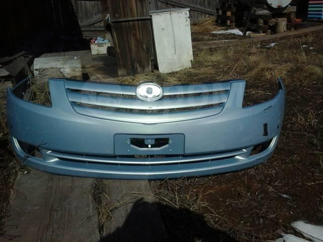 Бампер. Toyota Corolla Spacio, ZZE124, ZZE124N 1ZZFE
