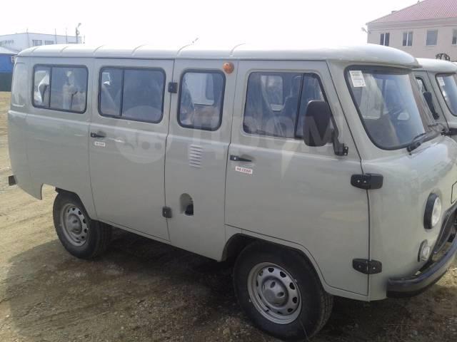 УАЗ 2206. Автобус УАЗ (категория В) со склада в Благовещенске, 8 мест