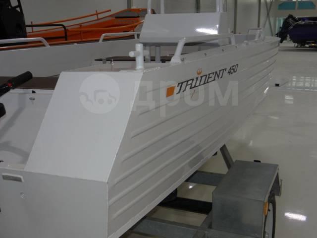 Trident. 2020 год, длина 4,50м., двигатель подвесной, бензин. Под заказ